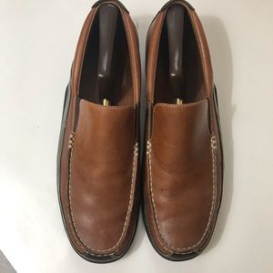 Cole Haan Men's Leather Loafers Size 11 M